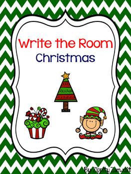 Write the Room - Chirstmas
