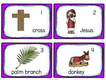 Write the Room: Christian Easter