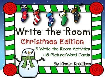 Write the Room: Christmas