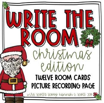 Write the Room (Christmas Edition)