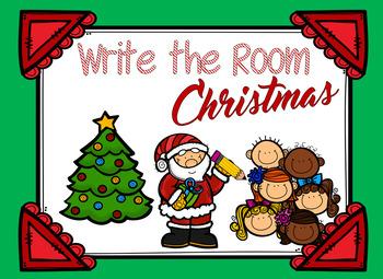 Write the Room- Christmas Edition