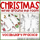 Christmas Write the Room
