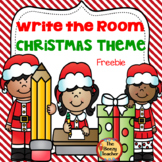 Write the Room - Christmas Theme