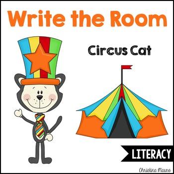 Write the Room - Circus Cat