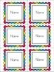 Write the Room: Class Names {Editable}