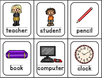 Write the Room - Classroom