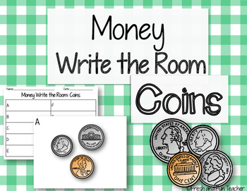 Write the Room: Coins