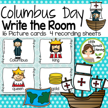 Write the Room - Columbus Day
