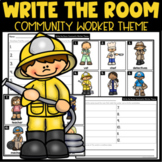 Write the Room - Community Workers