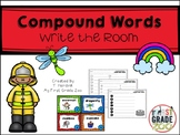 Compound Words - Write the Room