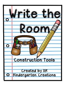 Write the Room: Construction Tools