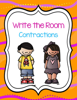 Write the Room - Contractions