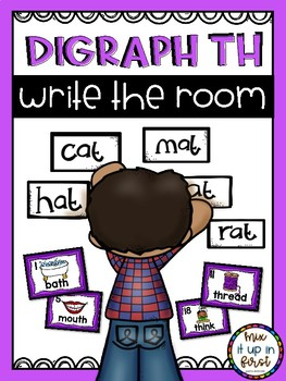 Write the Room- DIGRAPH TH