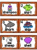 Write the Room- DIGRAPHS SH, WH, AND PH