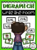 Write the Room- DIGRAPHS TH, CH, SH, WH, AND PH BUNDLE
