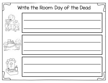 Write the Room: Day of the Dead
