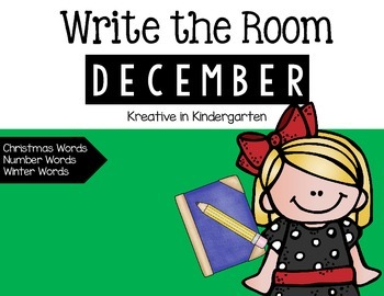 Write the Room- December