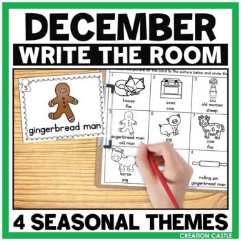 Write the Room - December
