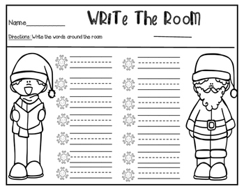 Write the Room December