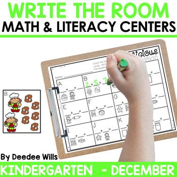 Write the Room K: December