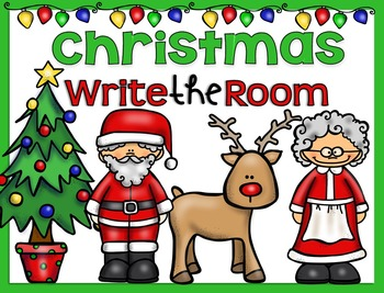 Write the Room {December BUNDLE}