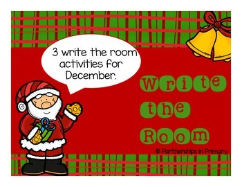 Write the Room (December/ Christmas)