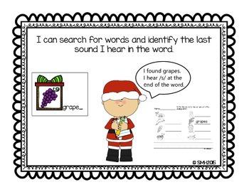 Write the Room (December/ Christmas)