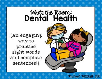 Write the Room: Dental Health