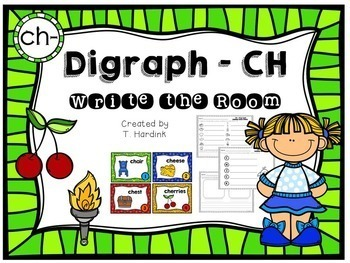 Digraph Bundle - Write the Room