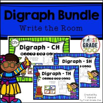 Write the Room - Digraph Bundle