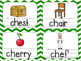 Digraph CH Write the Room