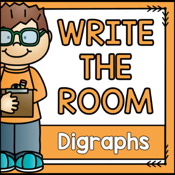 Write the Room {Digraphs}
