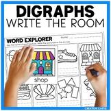 Consonant Digraphs Activities