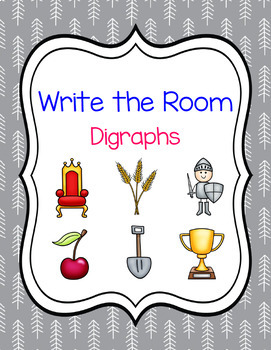 Write the Room - Digraphs