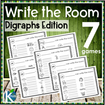 Write the Room for Digraphs