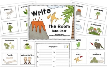 Write the Room Dino Roar