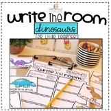 Write the Room: Dinosaurs for Little Learners