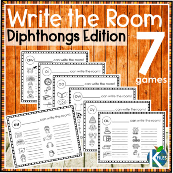 Write the Room for Diphthongs
