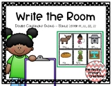Write the Room- Double Consonant Ending/Bonus Letter