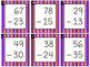 Write the Room - Double Digit Subtractions *w/o regrouping*