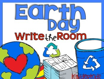 Write the Room {Earth Day}