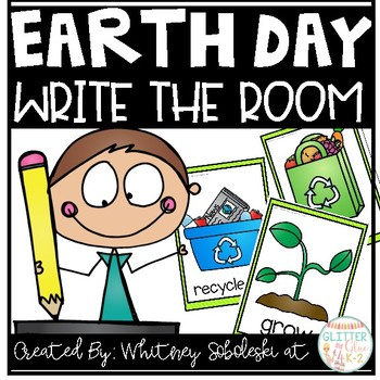 Write the Room-Earth Day Themed!