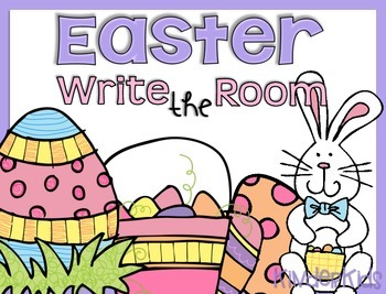 Write the Room {Easter}