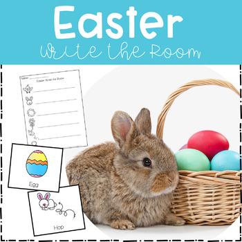 Write the Room - Easter Theme