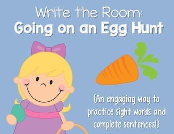 Write the Room: Egg Hunt