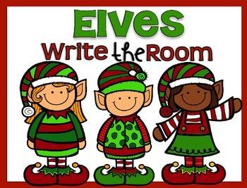 Write the Room {Elves}