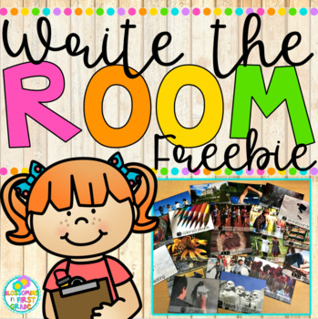 Write the Room {FREEBIE}