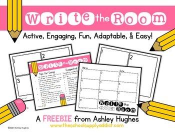 FREE Write the Room