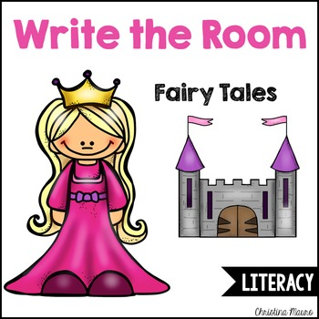 Write the Room - Fairy Tales