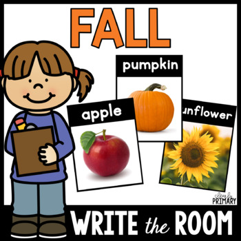 Write the Room: Fall